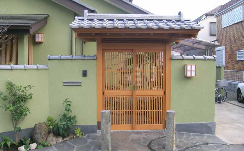 和風のアプローチ事例集~趣ある日本の美を感じる住まい~