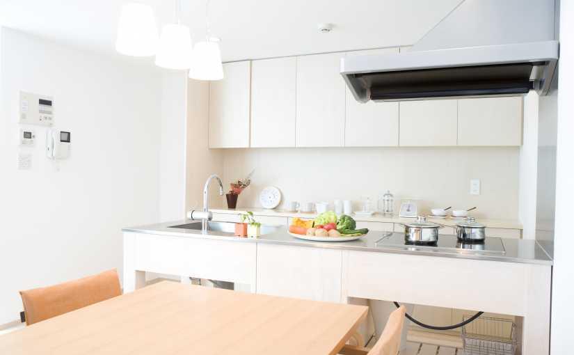 使いやすいキッチンにするには動線とレイアウトを工夫する!