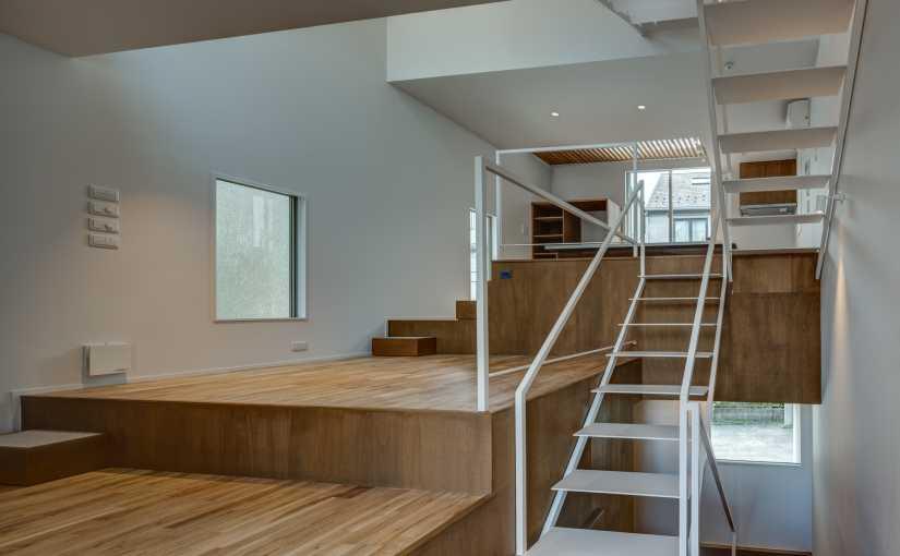 リノベーションだからできる!~階段スペースの多彩な活用法~